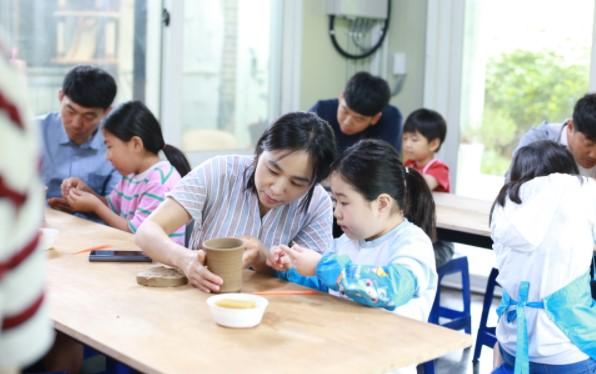 '사랑의 도자기 만들기' CSR 진행 썸네일
