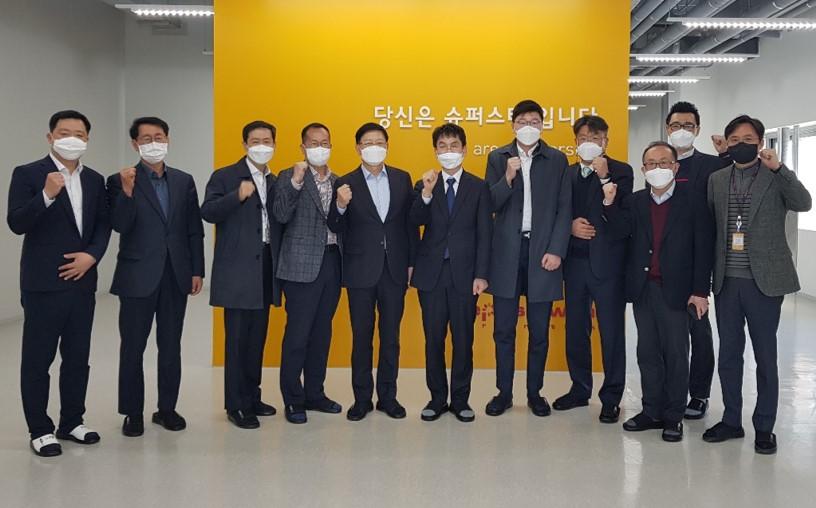 산업기술융합정책관 김상모 국장, ns3캠퍼스 현장 방문 이미지1