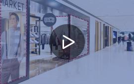 디지털사이니지(광고)